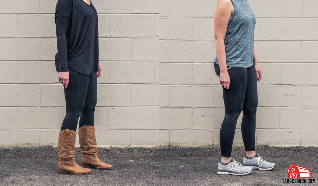 Alexo Athletica The Signature Pant concealed carry leggings styled in everyday and athletic clothing