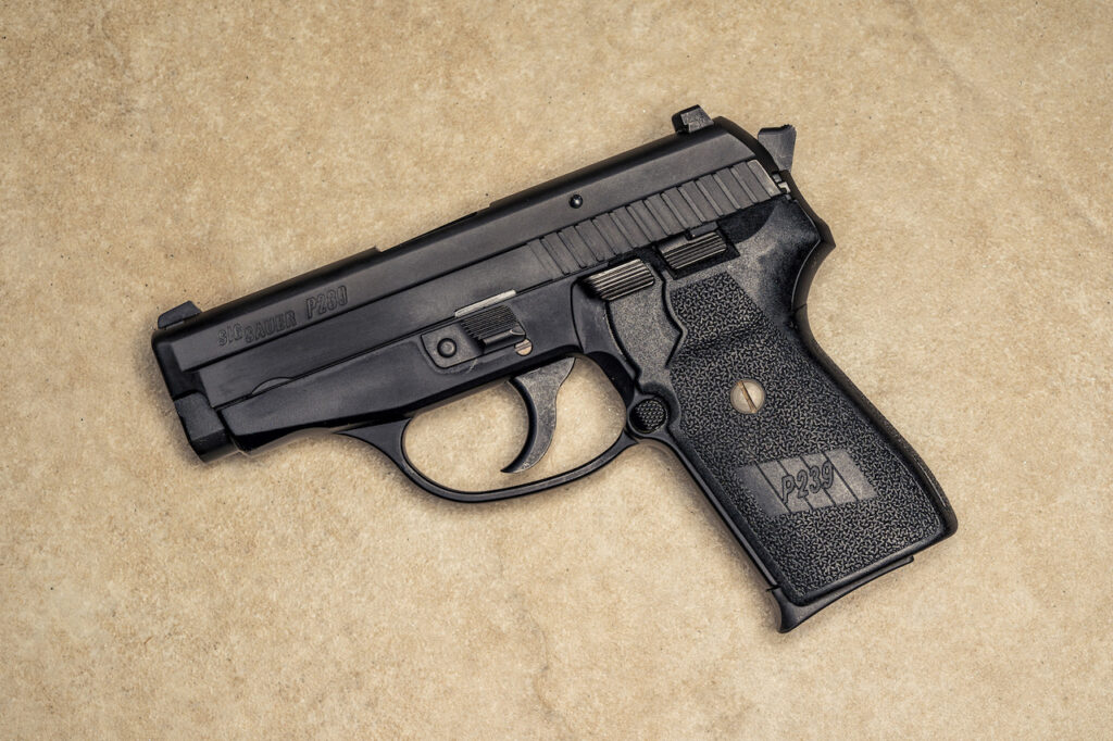 Double action/single action pistols have two different trigger pulls