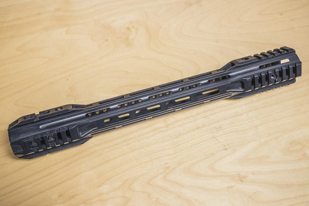 mlok handguard accessory rail
