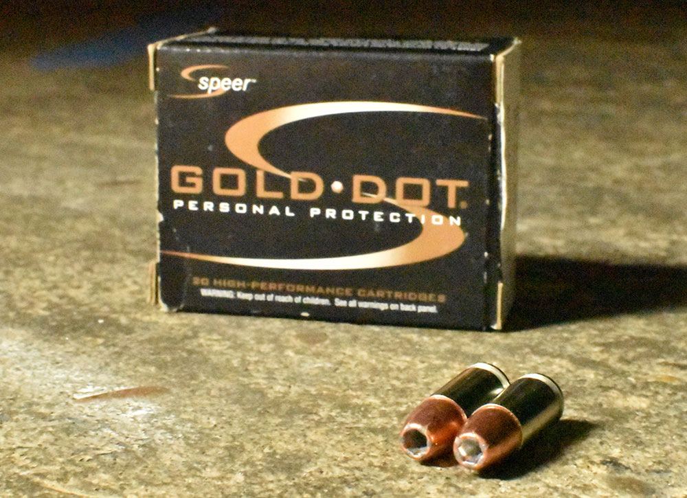 115 gr vs. 147 grain bullets next to each other