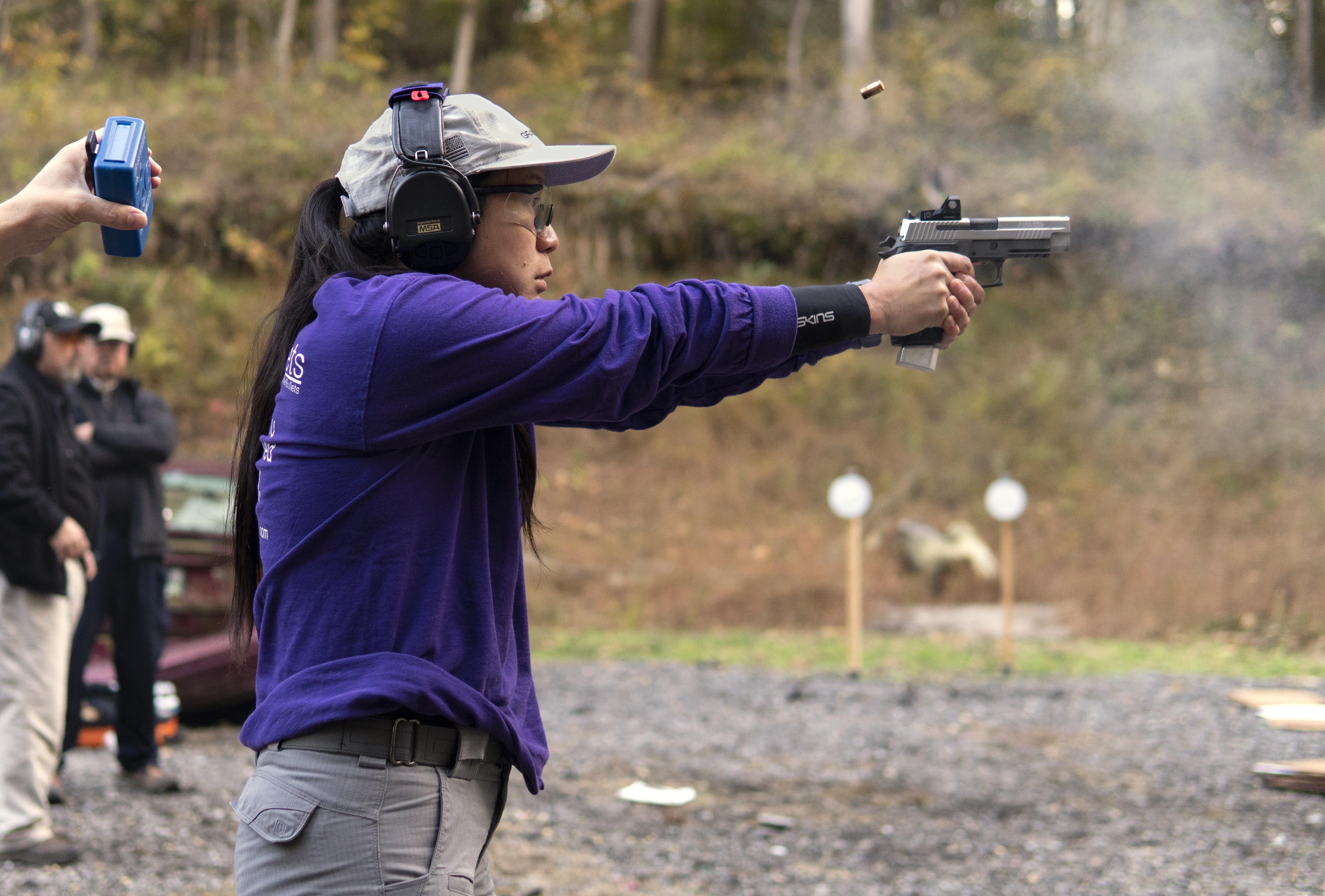 pistol shooting practice strategies