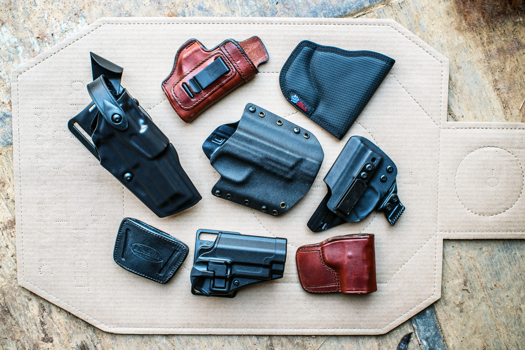 What is Holster Retention and What Are Retention Levels?
