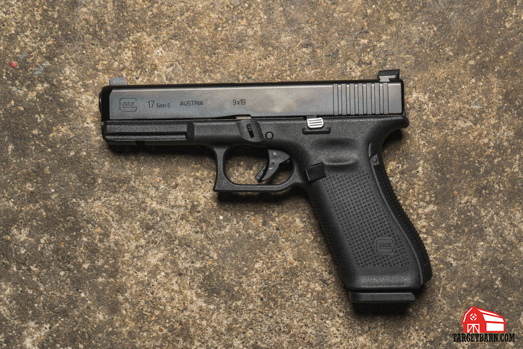 a glock 17 can be found in the USPSA production division