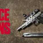a uspsa open race gun